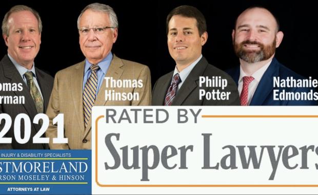 WPMH super lawyer recognition
