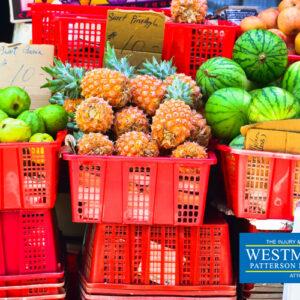 WPMH Legal Raises Over $1K for Georgia Food Banks