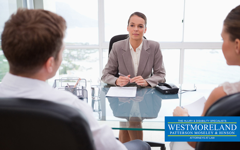 interviewing a lawyer