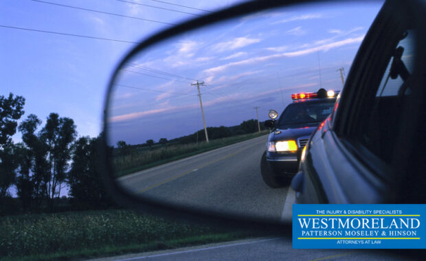 Who's liable for police chase damages?