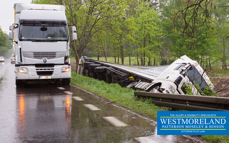 truck accident myths