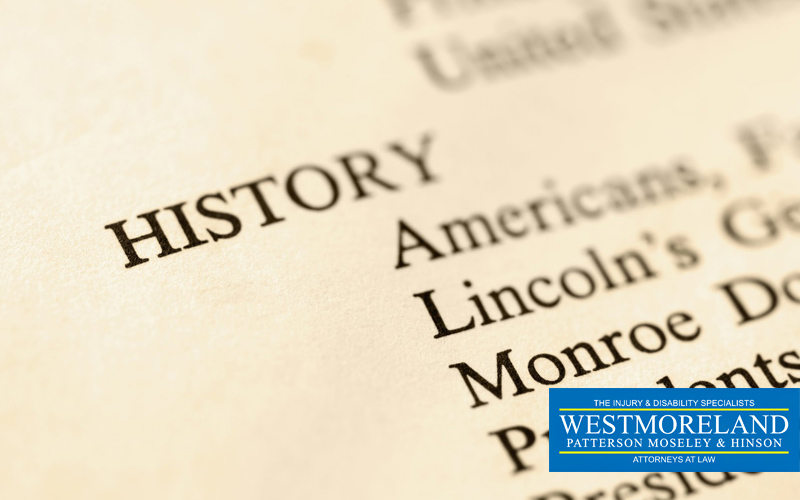history of workers compensation