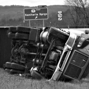 Who is Liable in a Truck Accident Lawsuit in Georgia?